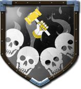 Dark Knight08's shield