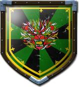 The Duke of Kelly's shield
