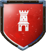 Hrabia Zibi's shield