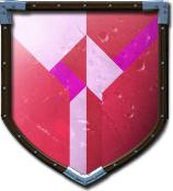 rochelle.'s shield