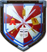 Bloodspike's shield